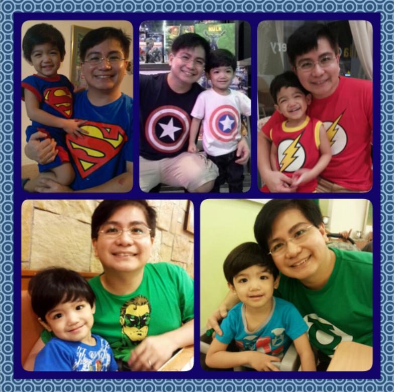 Our Superhero :)