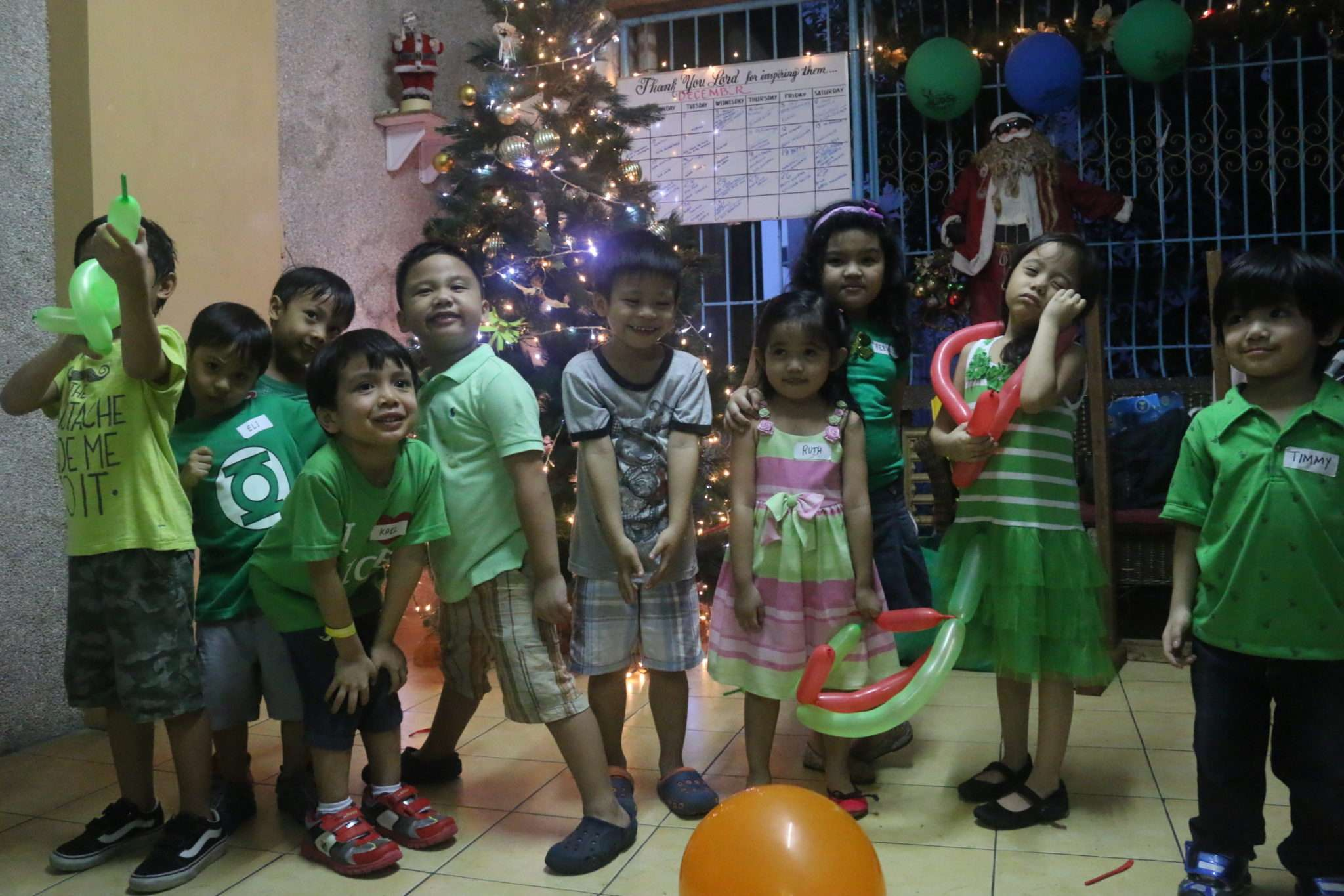 Lifelong Learners Who Love the Lord (Team L4 kids!) :)