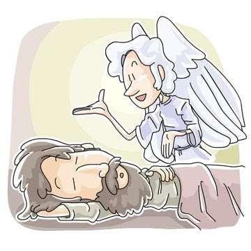 joseph in a dream