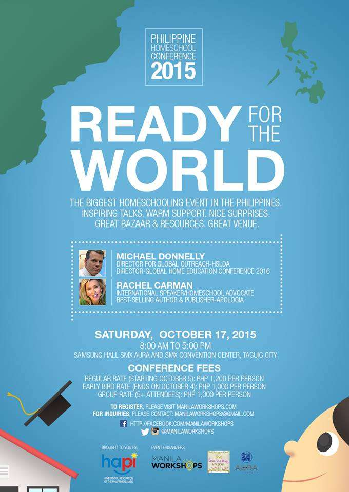 Philippine-Homeschool-Conference-2015-Ready-for-the-World