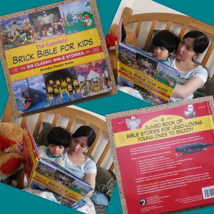 Lego Brick Bible for Kids