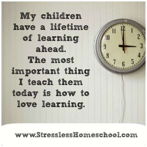 Photo credit: Stressless Homeschool