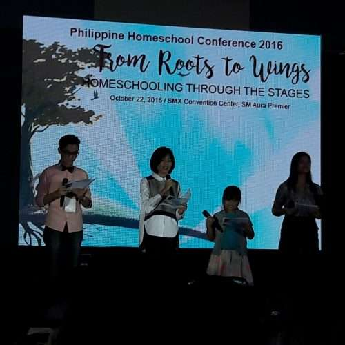 Philippine Homeschool Conference 2016