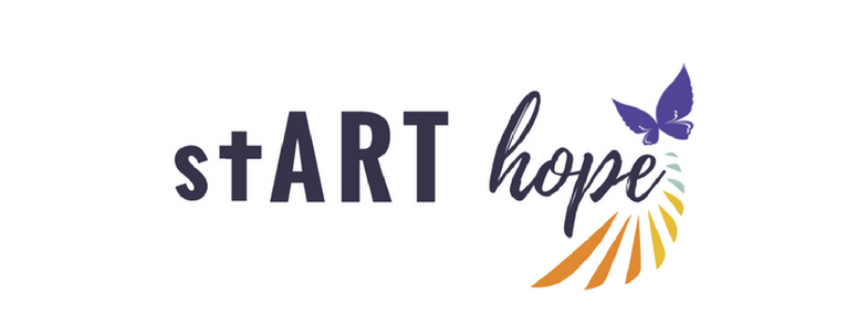 start hope art exhibit