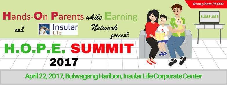 HOPE Summit 2017